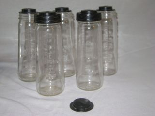 Vintage Baby All Bottle Sterilizer 5 Hygeia Ball Bottles Sterilizer