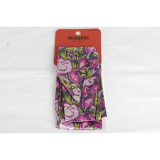 Missoni 063043026 For Target Passione Head Scarf Floral Print