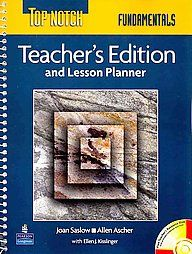 Saslow and Allen Ascher 2005 Other Teacher Editions Guide MI