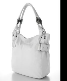 APT. 9® NWT WHITE BAMBI BAG HANDBAG PURSE TOTE SHOPPER NEW WITH TAGS