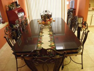 Ashley Furniture Bronze Heavy Dining Room Chair S