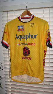 Aquaphor Le Tour Challenge Cycling Jersey NEW