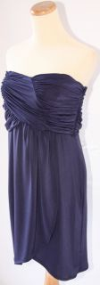 As U Wish Juniors Strapless Casual Summer Cocktail Dress Size L