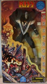Frehley 24 Destroyer Doll / Action Figure   Art Asylum   Never Opened