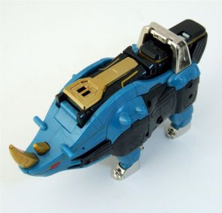 Power Rangers Wild Force Rhino Zord Part for DX Isis Megazord Bandai