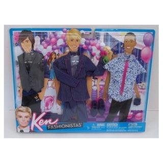Barbie Ken Fashionistas   PROM CLOTHES   Suit Shirt Tie Vest Shoes