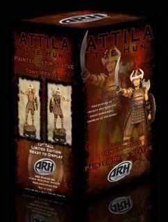ARH Studios Attila The Hun Resin Statue New in Stock