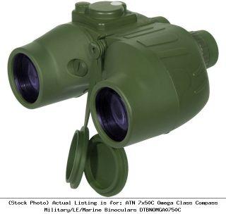 ATN 7x50C Omega Class Compass Military LE Marine Binoculars
