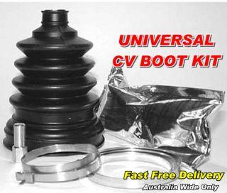 Universal Honda ATV Farm Quad CV Boot Kit Replacement for Most ATV
