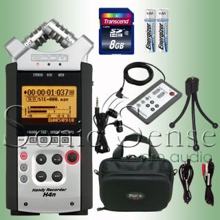 Zoom H4n H4 N H 4N Portable Recorder Stereo Case Accessories Extended