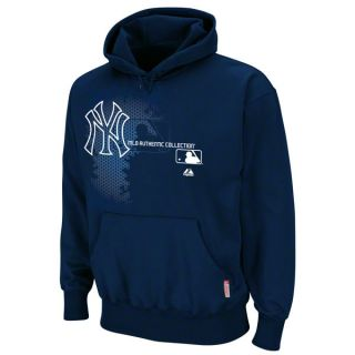 New York Yankees Authentic Collection Change Up Hooded Sweatshirt