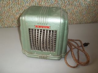 Arvin portable heater by nobeltt sparks industries, retro, art deco