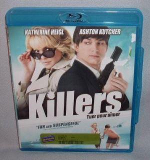 Blu Ray Killers Katherine Heigl Ashton Kutcher 057373213117
