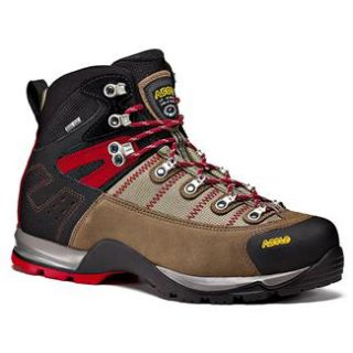 Mens Asolo Tan Fugitive GTX Boots Hiking Boots Trekking Shoes