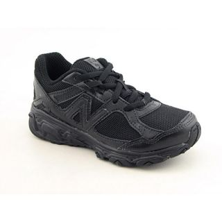 New Balance KJ688 Youth Kids Boys Size 1 Black Running Extra Wide
