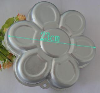 Flower shape cake mold tart Boudin mold baking mold cake tool pan