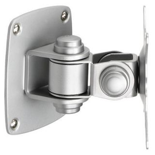 Balt Inc 66584 Low Profile Wall Mount for Flat Panel Monitor Silver