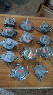 Polaris Ski Doo Arctic Cat Snowmobile Fuel Pump Lot