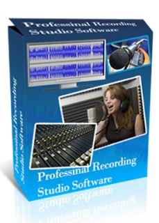 Professional Recording Studio Software.Easy audio editing Software