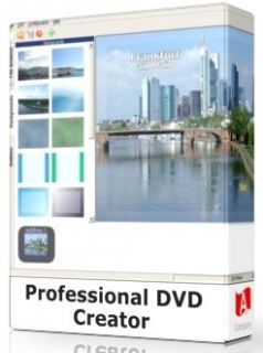 Audio Video Editing DVD Slideshow DVD Burner Software Bundle for