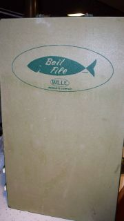 Willie Bait File Tackle Box Filled with Lures