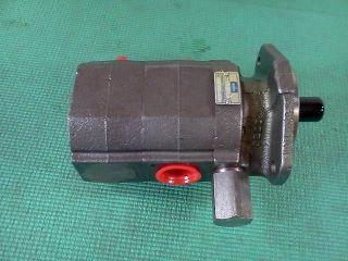 Haldex Barnes 1080086 Two Stage Hydraulic Gear Pump 3600 RPM