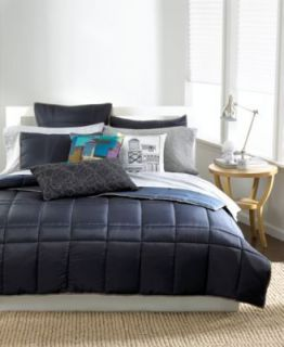at Home Bar III Puffer Quilted Comforter Full Queen