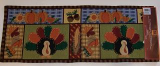 Fall Thanksgiving Halloween Table Runners 72 UPICK