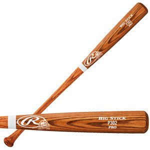 P302A 34 Pro Preferred Ash Big Stick Wood Baseball Bats