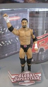 WWE Mattel Wade Barrett Custom Figure