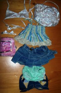 Build A Bear Workshop Clothing Grab Bag 8 Fun in The Sun