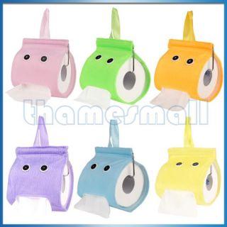 Style Tissue Box Toilet Paper Holder Case Cover Dispenser Gift