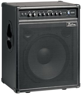 Watts Bass Guitar Amplification Combo with 15 Amp Speaker New