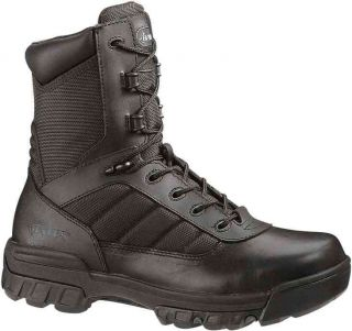 Bates E02263 Mens 8 inch Tactical Sport Composite Toe Side Zip Boot