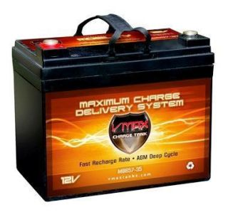 Motorcaddies Comp 12V 35Ah Battery Golf Cart Batteries