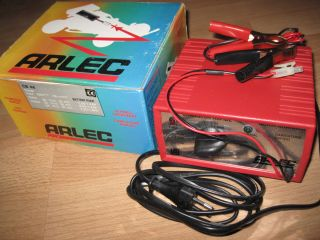 ARLEC RC Vehicle NI CAD battery charger for RC vehicles Used