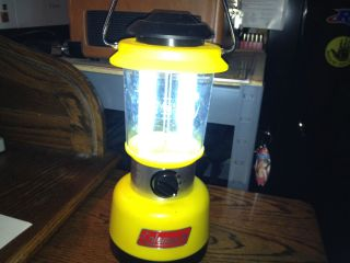 Coleman Battery Powered Fluorescent Lantern