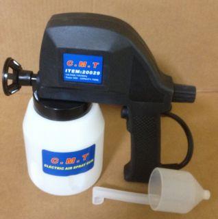 Airless Air Less Paint Gun Sprayer House Fence Room Painting Spray