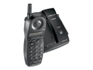 MH9915BK 900MHz Cordless Phone with Caller ID on Call Waiting AS IS