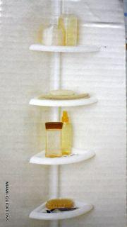 Elegant Plastic Wall Corner Shelf Bath Bathroom Shower Caddy  Buy Corner Bath