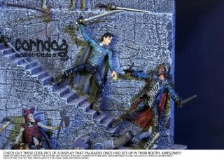 Army of Darkness Palisades Evil Dead 2 Deadite Skeleton Zombie Undead