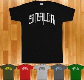 Sinaloa T Shirt Mech Mexico Banda Corrido Culiacan Mazatlan Rocker XS