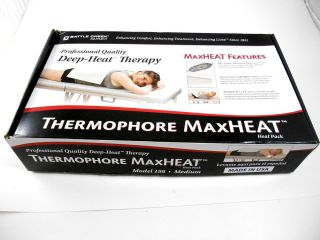 Battle Creek 156 Thermophore Maxheath Heat Pack Medium