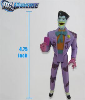 Universe JLA Superhero Action Figure Batman Legacy Villain Joker Favor
