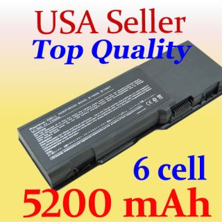 New 6 Cell Battery for Dell Inspiron 1501 6400 GD761 E1505 KD476