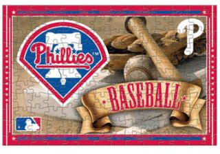 Philadelphia Phillies Baseball Team 150pc Jigsaw Puzzle