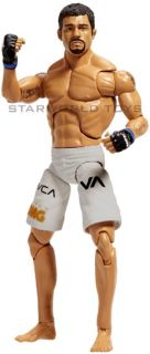 Vitor Belfort UFC Ultimate Fighting Jakks Series 9 Deluxe Figure MMA
