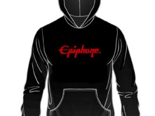 Epiphone Hooded Sweatshirt Guitar Bass by Gibson Hoody