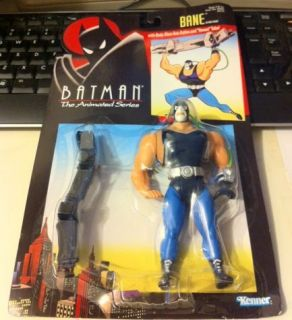 Bane Batman The Animated Series Action Figure New SEALED
