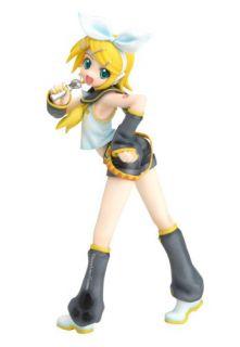 Good Smile Company Vocaloid Rin Kagamine 1 8 PVC Figure